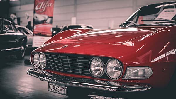 luxury dream car